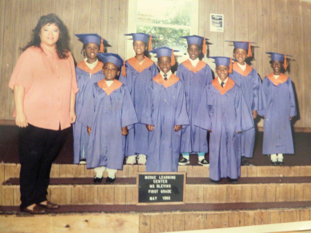 First Grade_1992