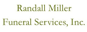 Miller Funeral Services, Cropped